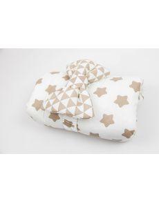 Одеяло-конверт с подушкой