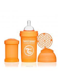 Антиколиковая бутылочка Twistshake 180мл