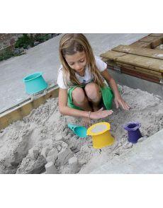 Формочки для пирамиды из песка и снега