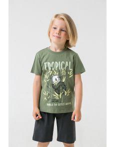 Комплект (футболка+шорты)