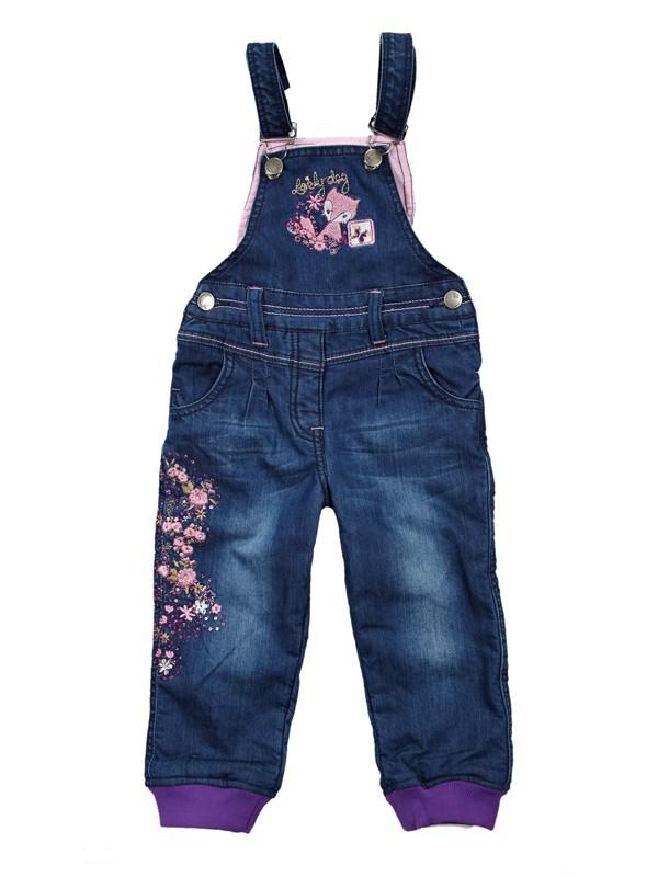 Детский джинсовый комбинезон из старых джинсов своими руками
